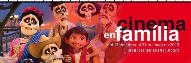Cinema en família - Públic familiar