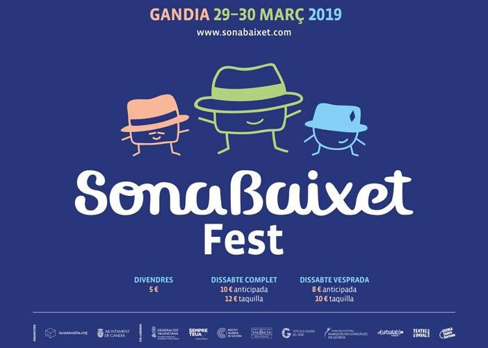 EL SONA BAIXET FEST PRESENTA CARTELL!