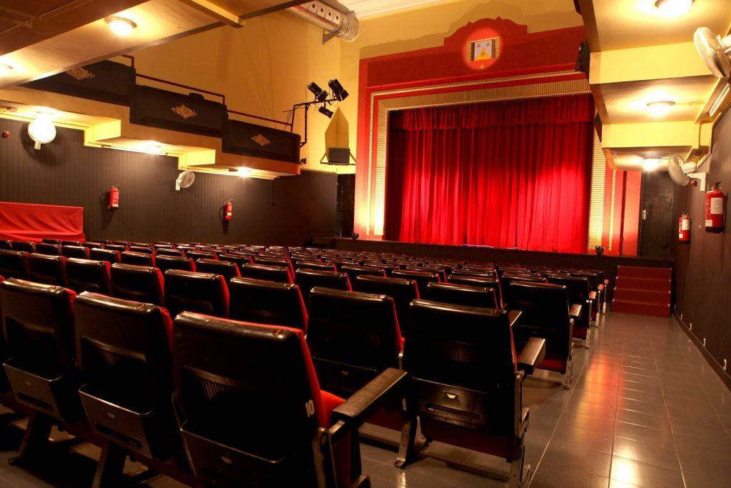 Taller teatre per dins 2019 - Públic familiar
