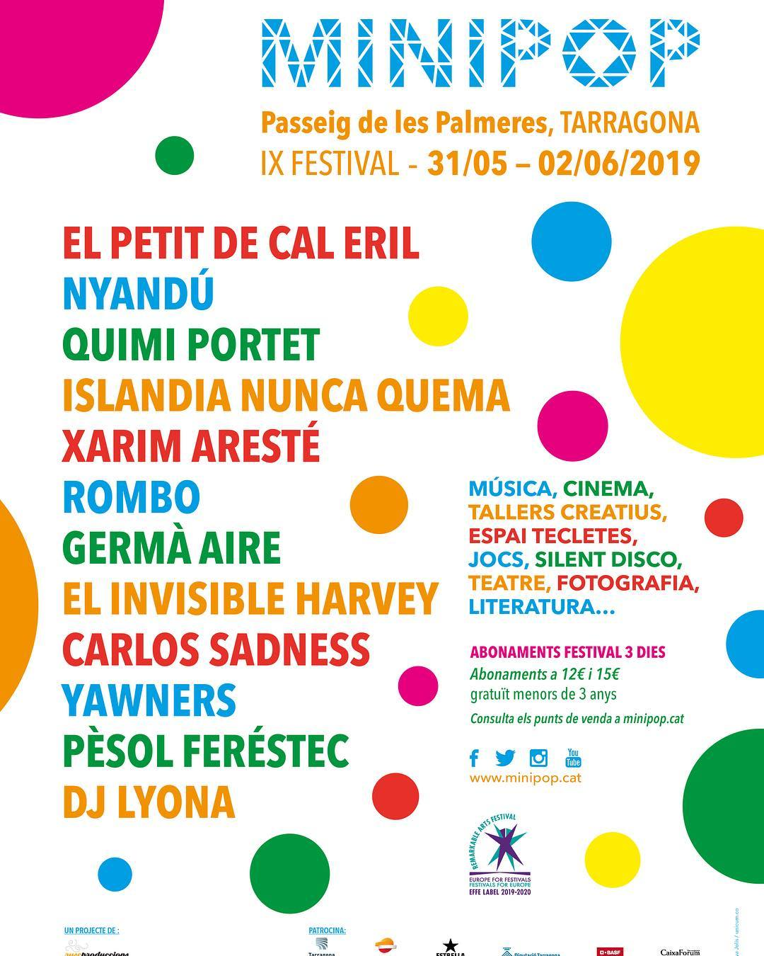MINIPOP (Tarragona)