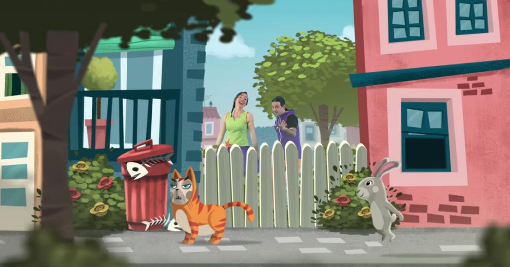 El gat enfadat - Públic familiar