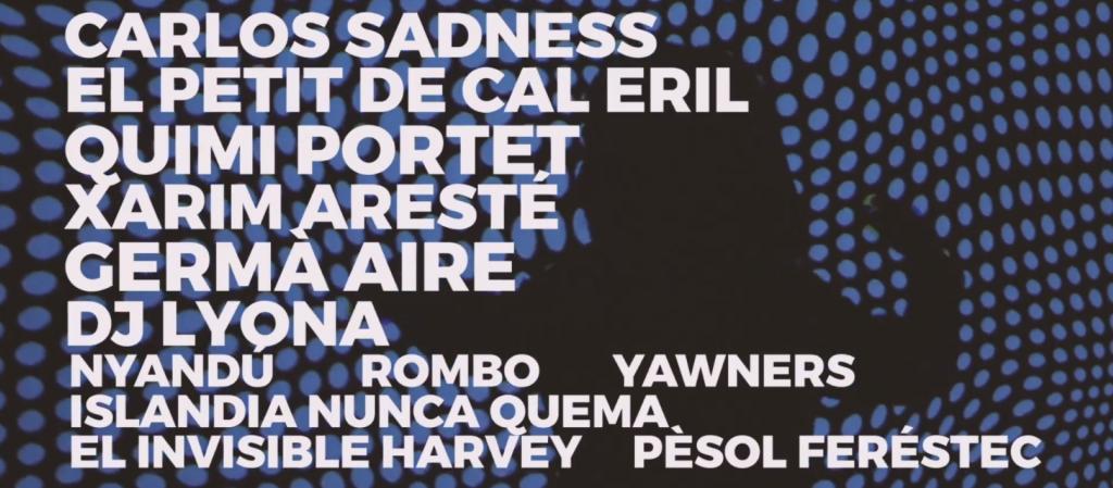 Minipop cartell 2019 - Públic familiar