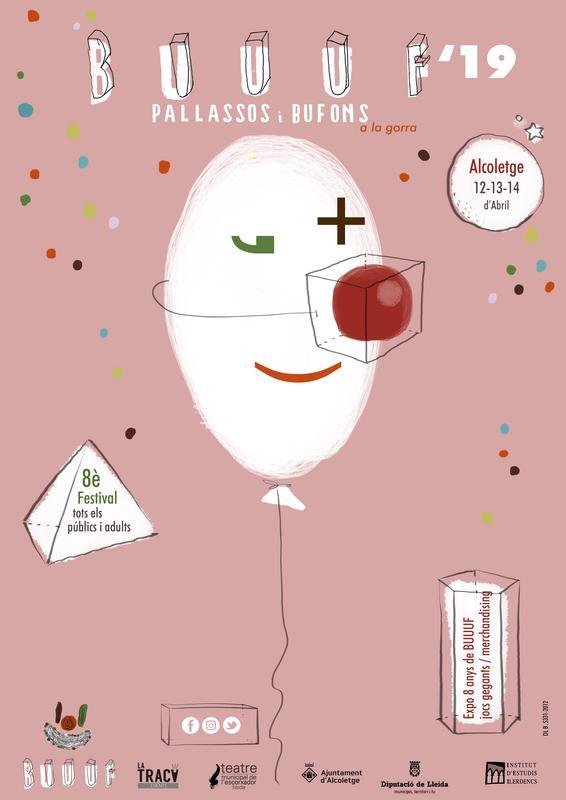 Buuuf!!! Festival de Pallassos i Bufons a la gorra (Alcoletge)
