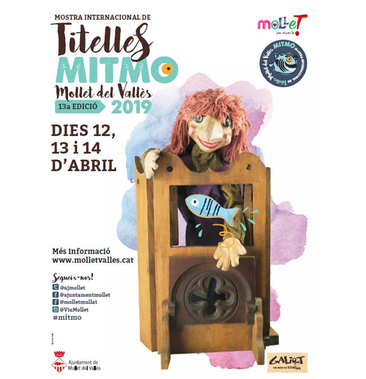 MITMO – Mostra Internacional de Titelles de Mollet del Vallès 2019
