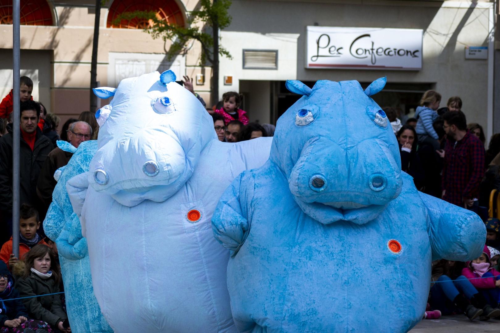 Hippos Mostra Igualada - Públic Familiar
