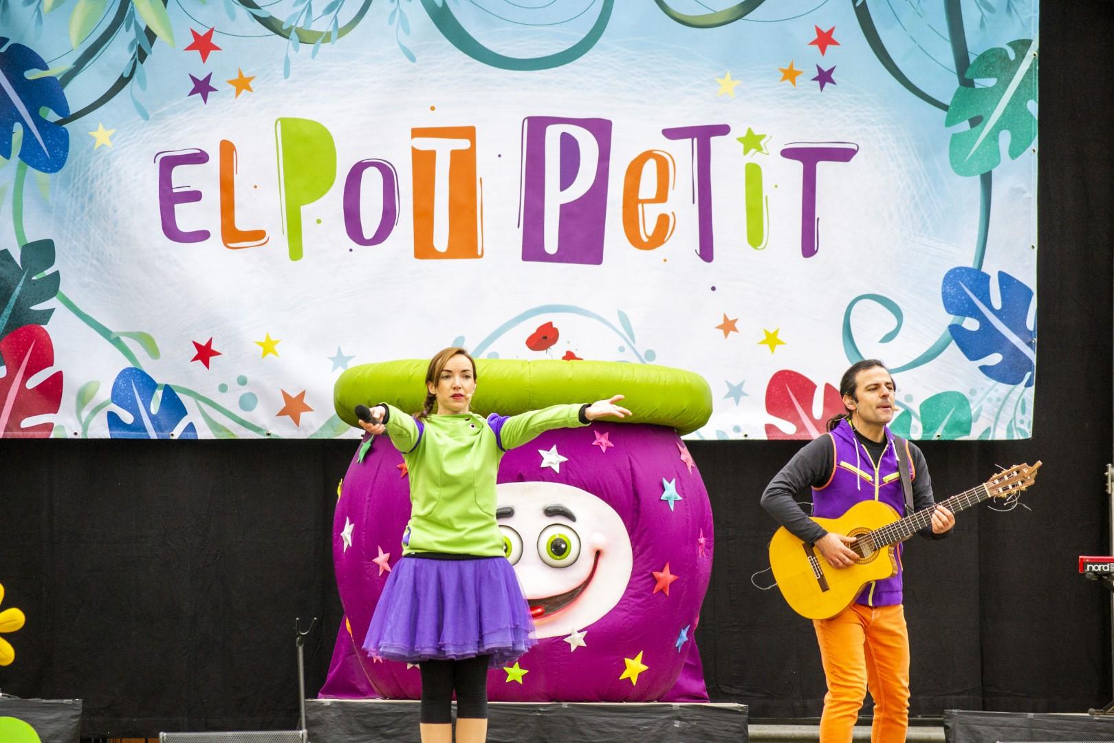 El Planestiueja't 2019 programa un concert solidari amb el Pot Petit i Reggae per Xics.