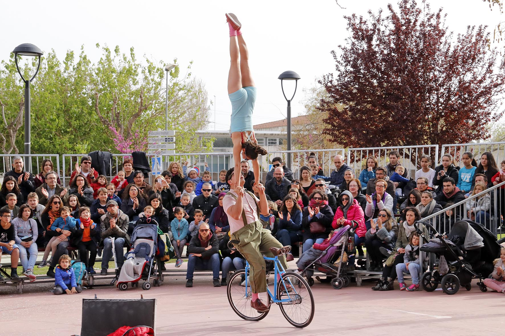 Primaverart 2019 – Mostra d'arts escèniques al carrer (El Morell)