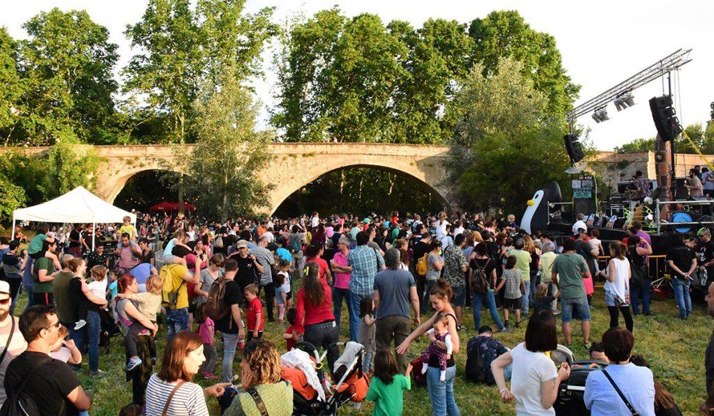 Festa del riu Manresa - públic familiar