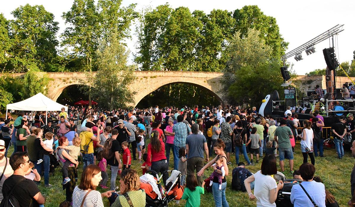 La Festa del riu de Manresa programa concerts, tallers i xerrades per tota la família