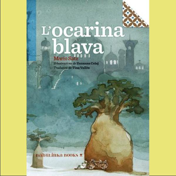 Comprar l'ocarina blava babulinka - Públic familiar