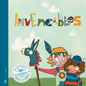 Invencibles Editorial Nanit - Públic familiar