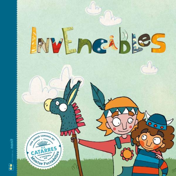 Invencibles Editorial Nanit - Públic familiar