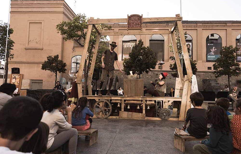 Teatre arrossegat de Catalunya (Teatre Nu)