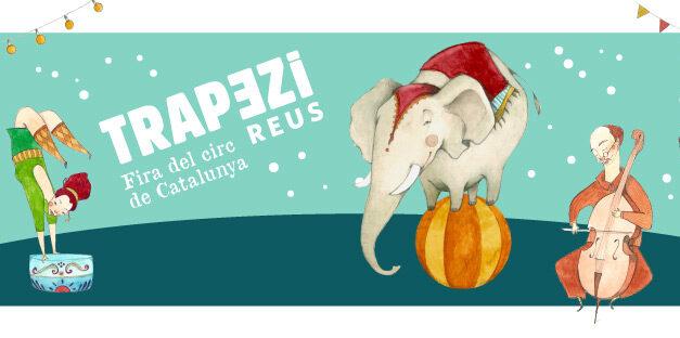 La Fira Trapezi de Reus arriba el 23 d'octubre amb espectacles presencials